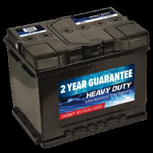 Heavy Duty Battery