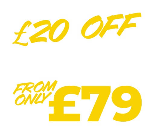 £20 Off 35-point fixed price servicing