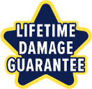 Lifetime Damage Guarantee