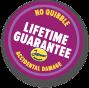 Tyre Lifetime Guarantee